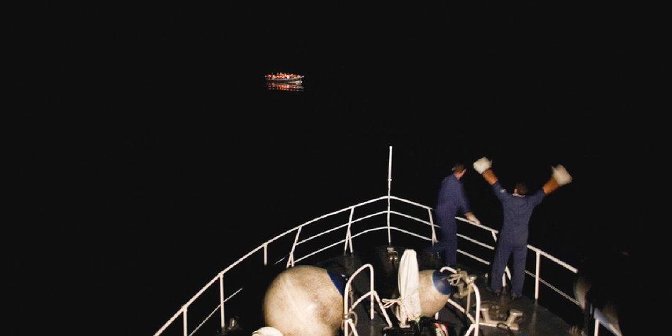 Bootsunglück Lampedusa 2021