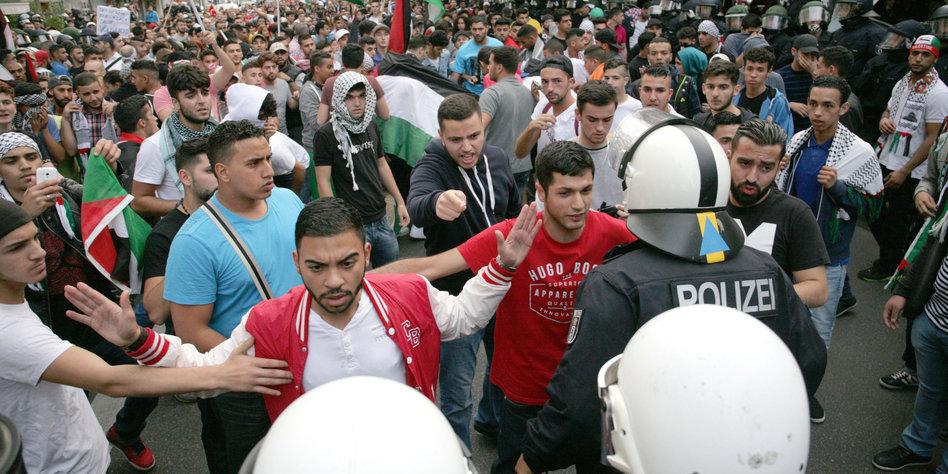 krieg palästina gegen israel