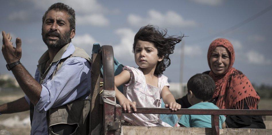 """Palästinensische Diplomatin über Gaza: """"Die Opfer haben alle ein ..."""