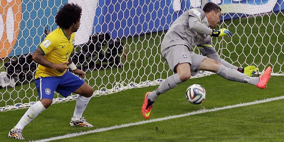 Ticker Deutschland Brasilien Letztes Tor Entscheidet