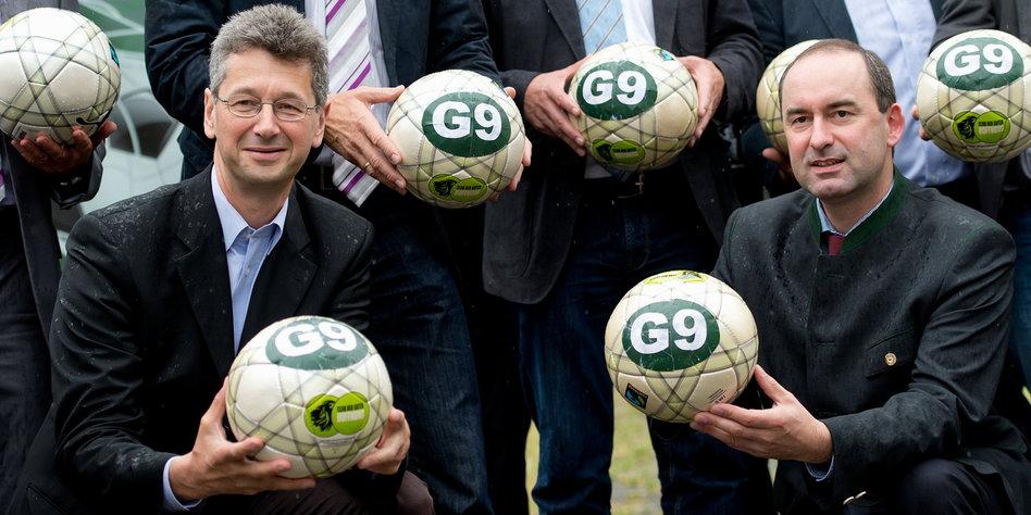 G8 G9 Bayern