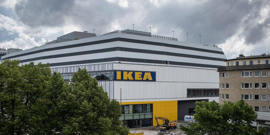 Ikea Auf Expansionskurs Der Vormarsch In Die Stadt Taz De