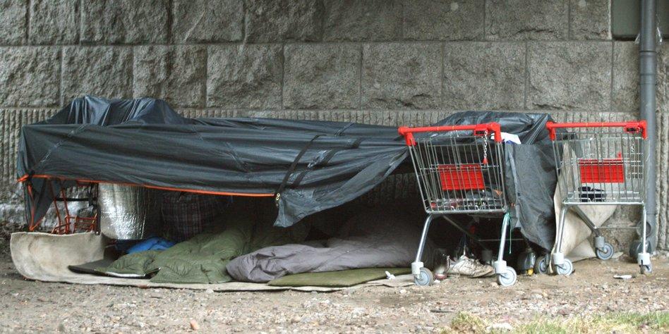 Obdachlosigkeit Hamburg