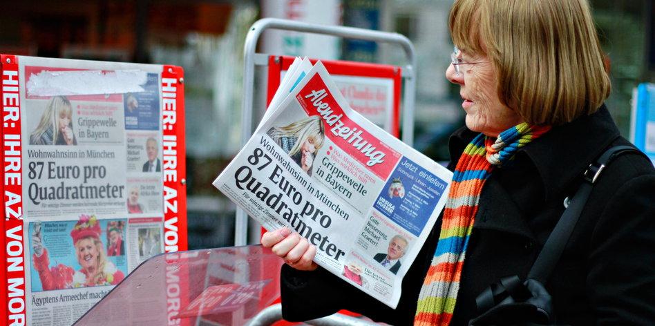 """Straubinger Tagblatt"""" übernimmt """"AZ"""": Die Abendzeitung wird"""
