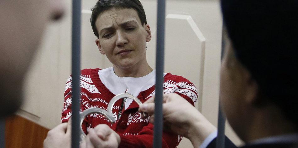 Einzelne ukrainische Frau Monate vor