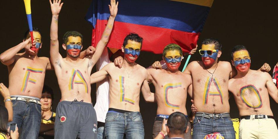 Kolumbien Weltmeister