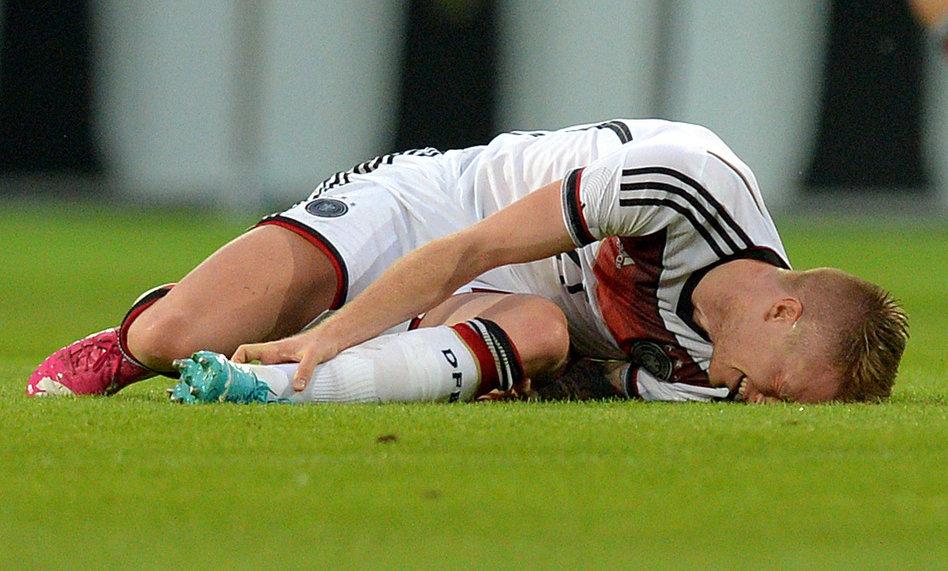 Verletzung Reus