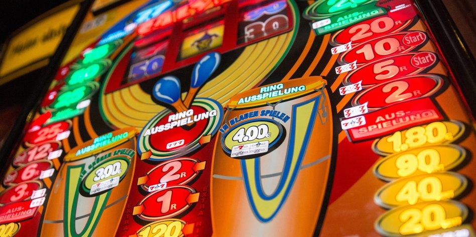 Spielautomaten Gesetz 2021