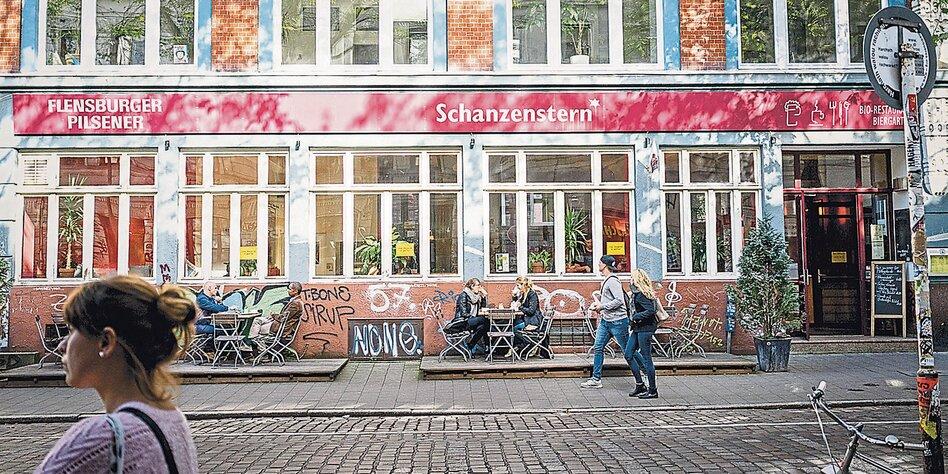 Gentrifizierung Schanzenviertel