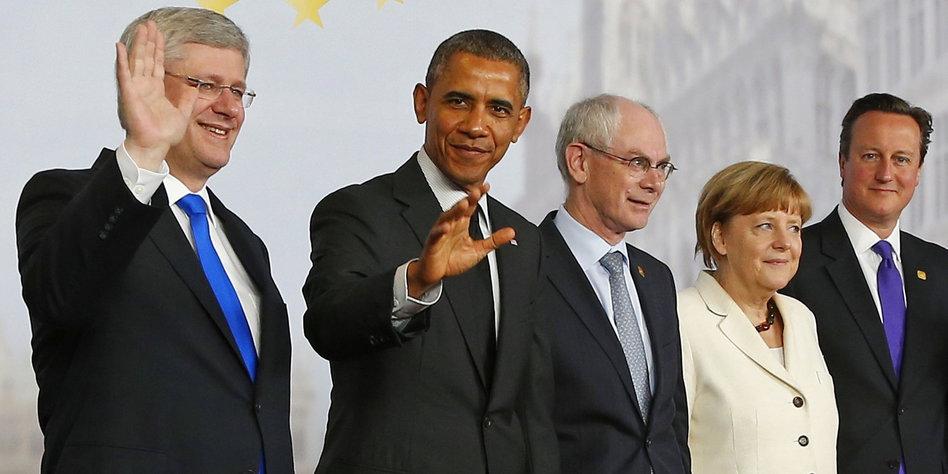 Kosten für g7 treffen
