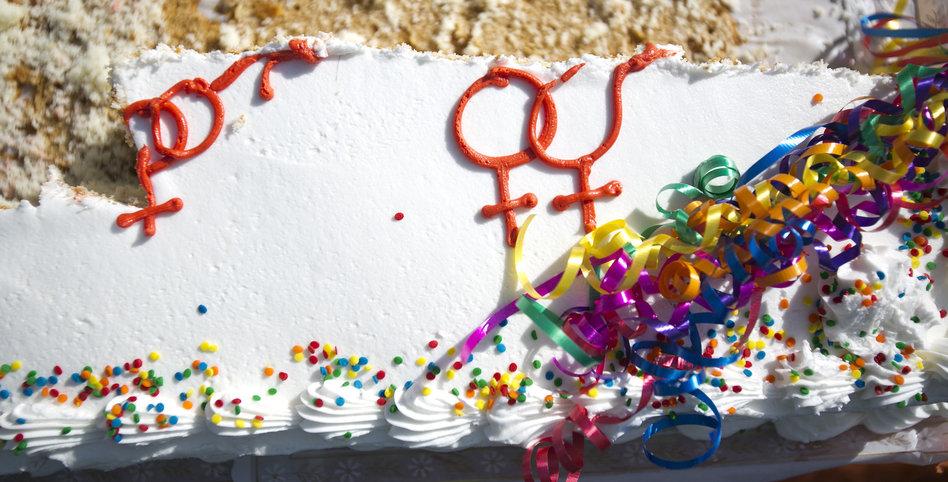 Homo Hochzeiten In Den Usa Recht Auf Torte Taz De