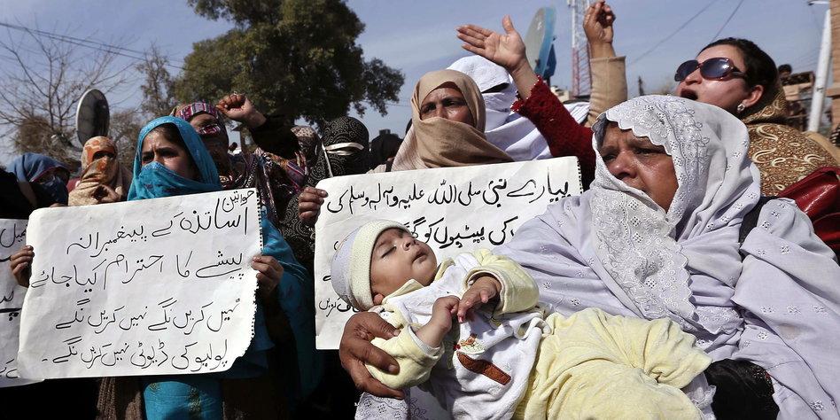Im geheimauftrag der cia keine impfaktionen mehr for Impfung gegen polio