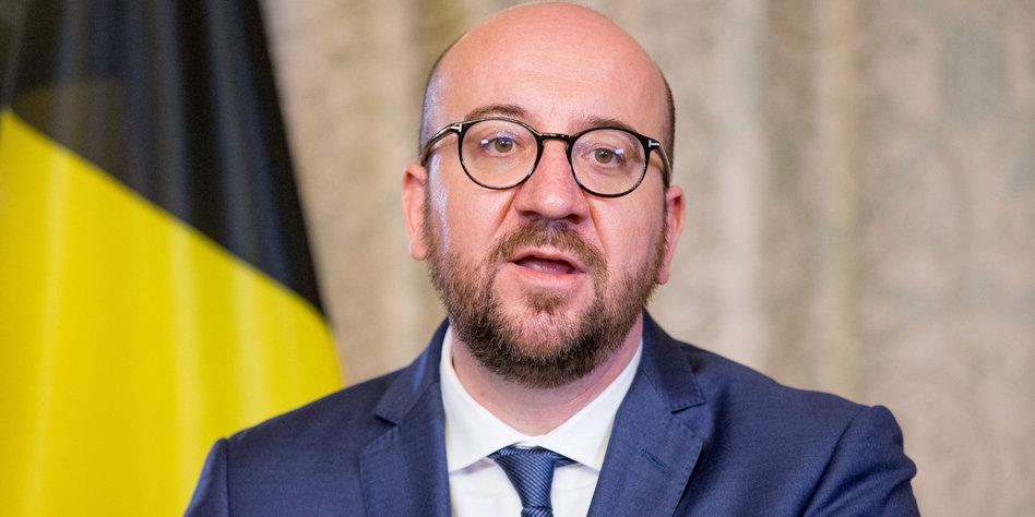 Brüsseler Attentäter: War belgischer Premier ein Ziel