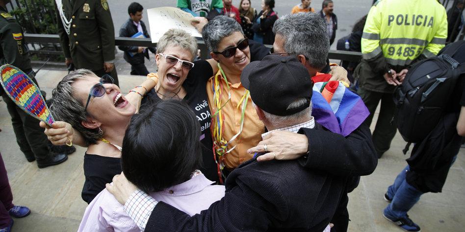 Gleichgeschlechtliche Ehe 100 KOSTENLOS und