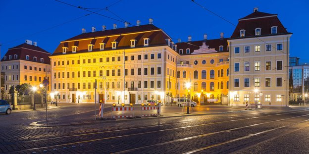 Bilderberg-Konferenz in Dresden