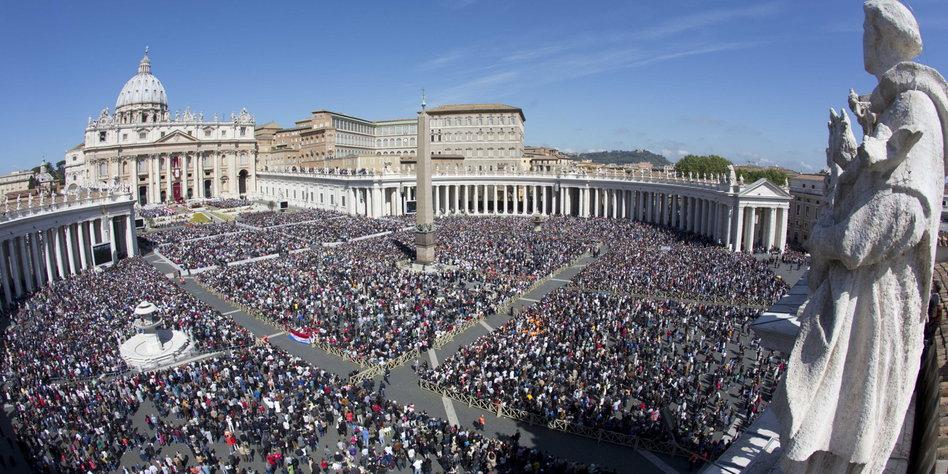 Ostermesse Rom 2021 übertragung
