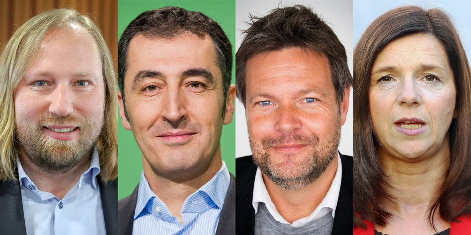 Grune Spitzenkandidatinnen Fur 2017 Es Darf Nur Zwei Geben Taz De