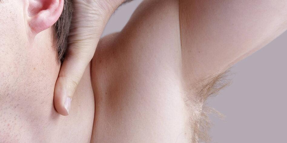 gruppe sex blank rasiert