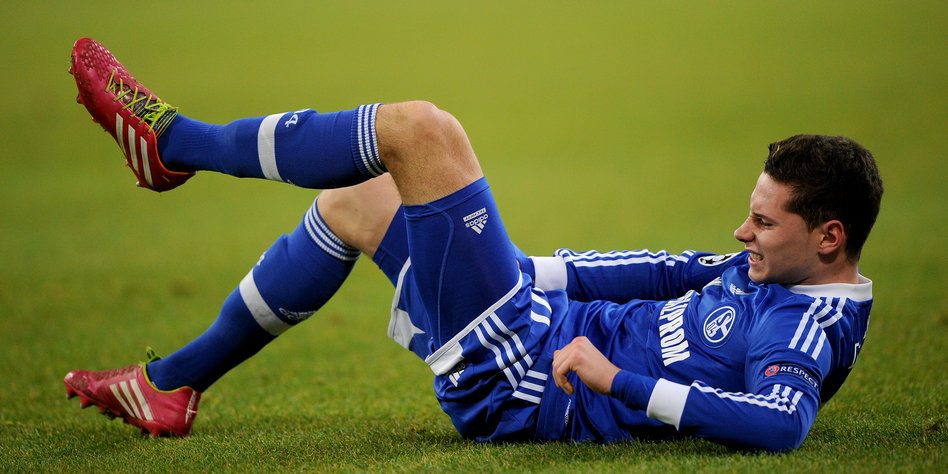 Julian Draxler Verletzt