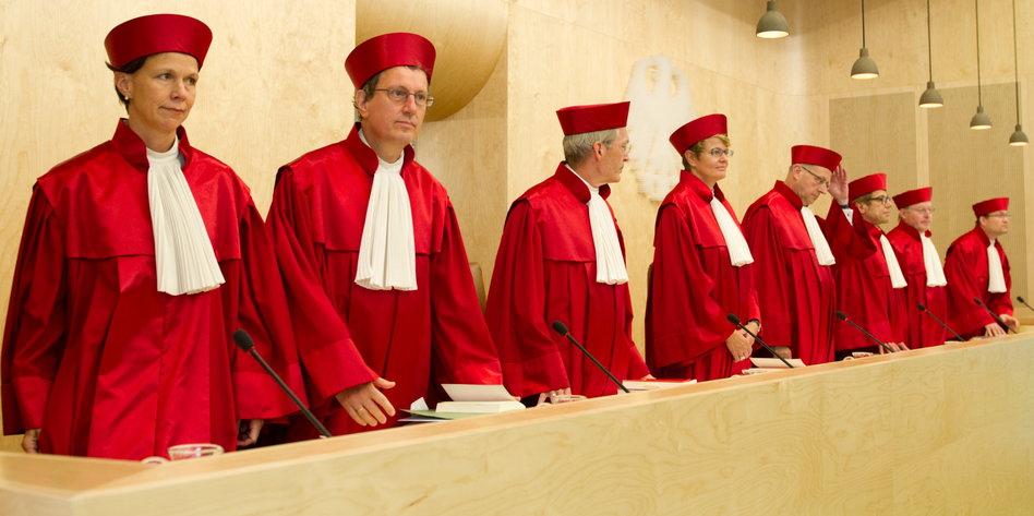 präsident des bundesverfassungsgerichts