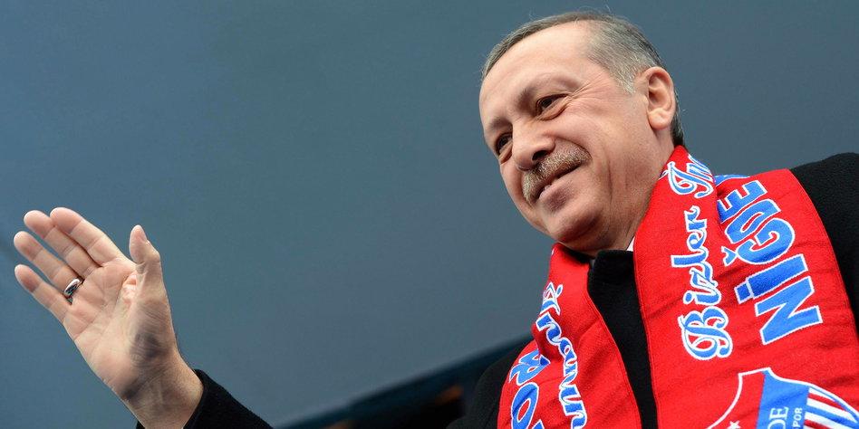 korruptionsvorwürfe gegen erdogan