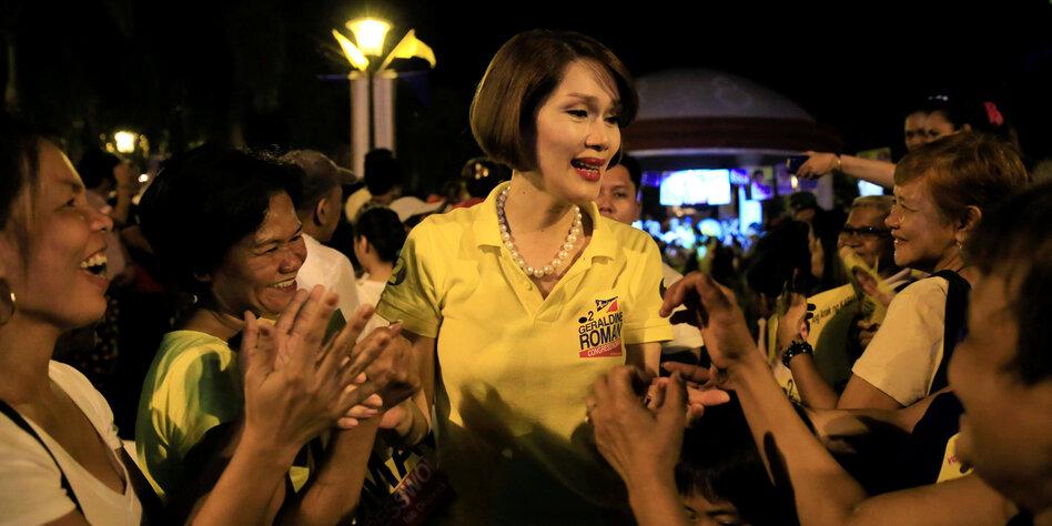 Frau philippinen Philippines Women