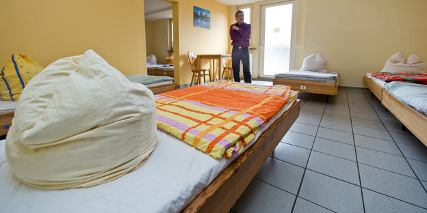unterbringung teure nacht im obdachlosenheim. Black Bedroom Furniture Sets. Home Design Ideas