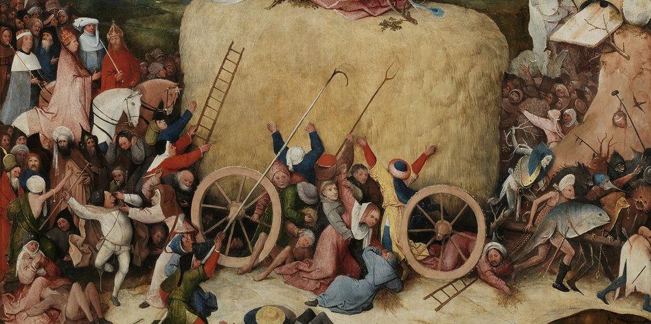 Hieronymus Bosch Bilder