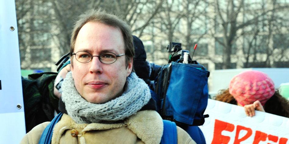 Bundestag sperrt Blogger aus
