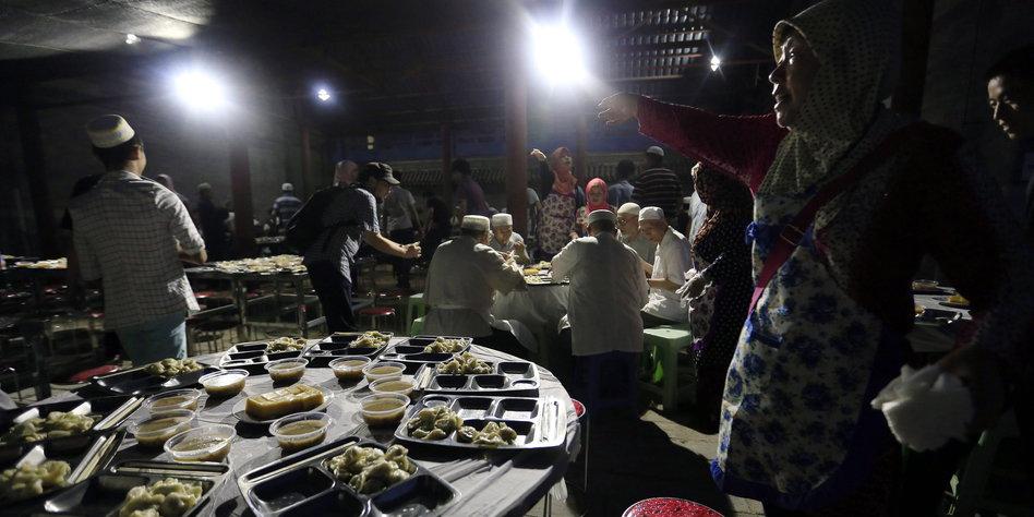 feier nach ramadan