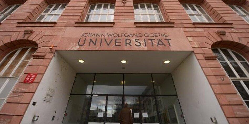 Mengeles Wirken an der Uni Frankfurt: Beinahe vergessen