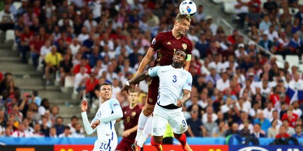 England - Russland