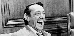 Porträt Harvey Milk