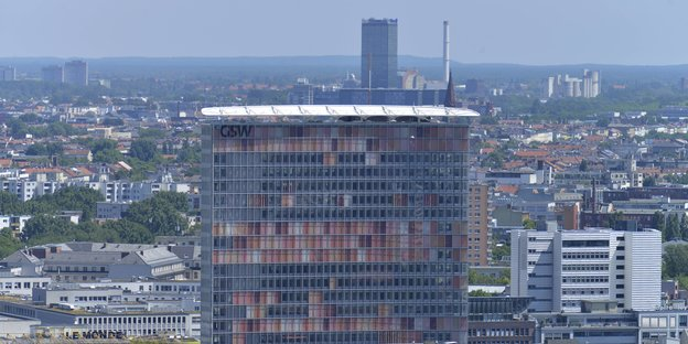 GSW-Hochhaus in Berlin