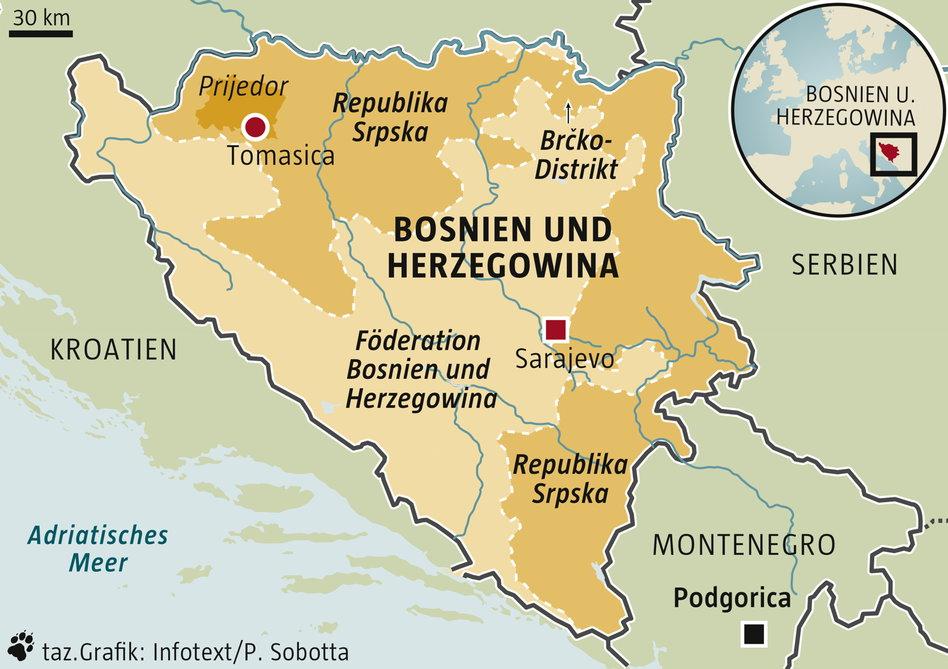 Bosnien Heute