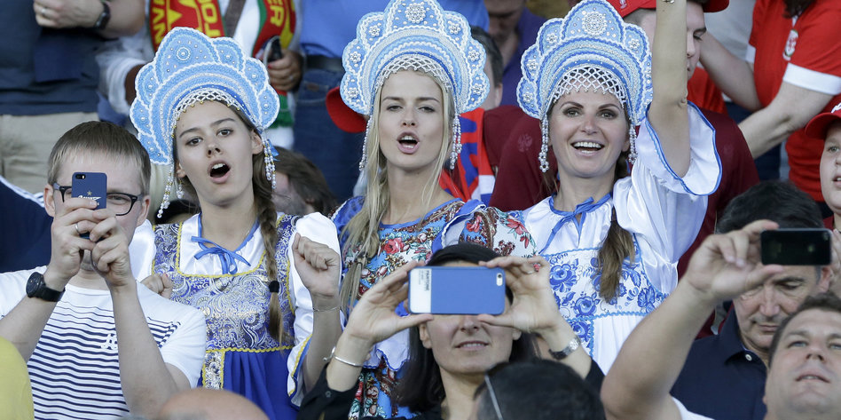 Russische Jugend