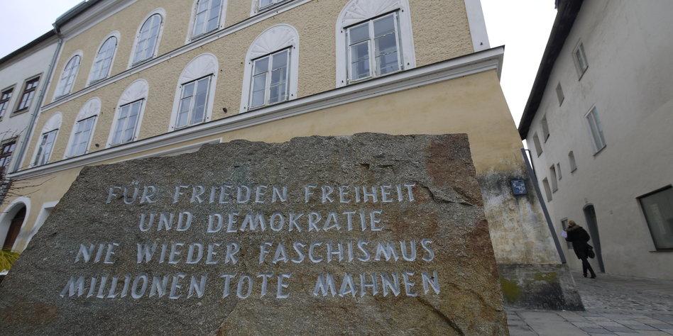 Erinnerungskultur In österreich Mein Nachbar Der Hitler Tazde