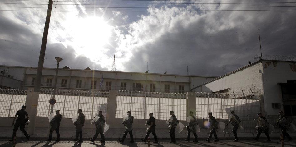 gefängnisse in der usa