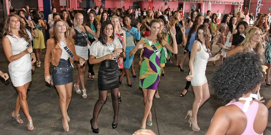 finde brasilianische Frauen