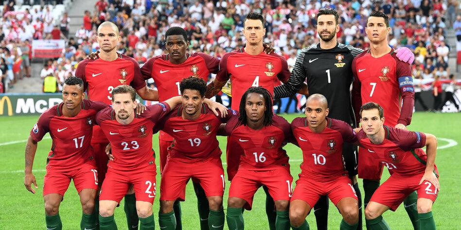 Spieler Von Portugal