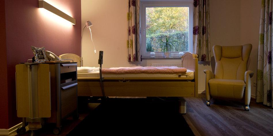 hospiz unerw nscht bitte sterben sie woanders. Black Bedroom Furniture Sets. Home Design Ideas