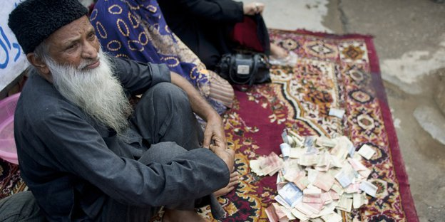 Der Ein-Mann-Wohlfahrtsstaat Edhi