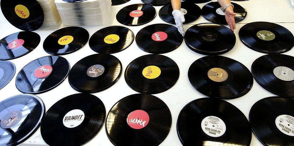 Revival Von Vinylplatten Originalit 228 T F 252 R Die Masse