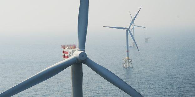 Subventionen Windkraft