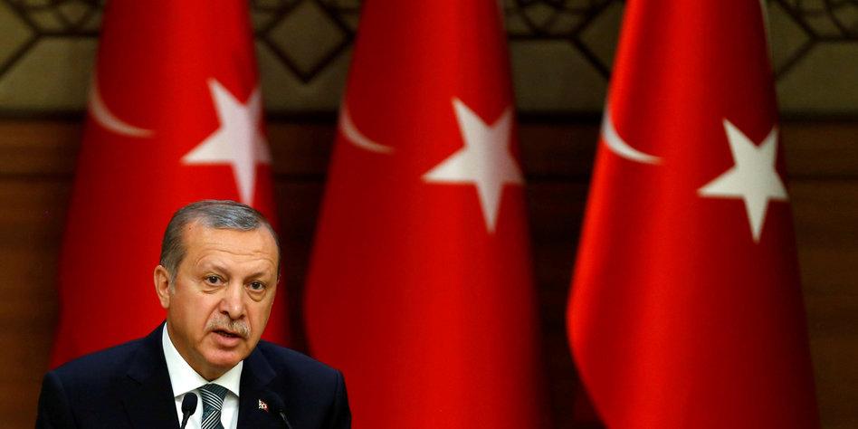 Türkischer Präsident Im Ard Interview Das Volk Will Die