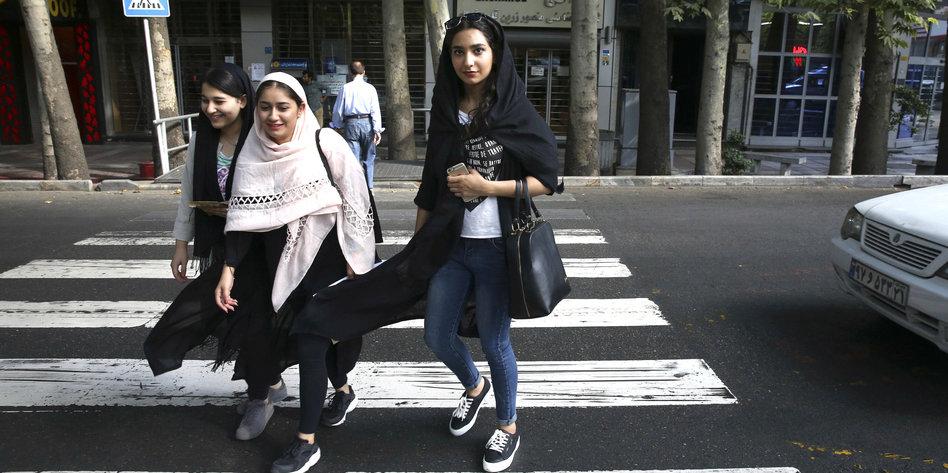 Iranische frauen in deutschland kennenlernen