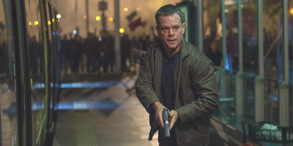 Fünfter Jason Bourne Film Im Kino Wo Morden Noch Probleme Löst