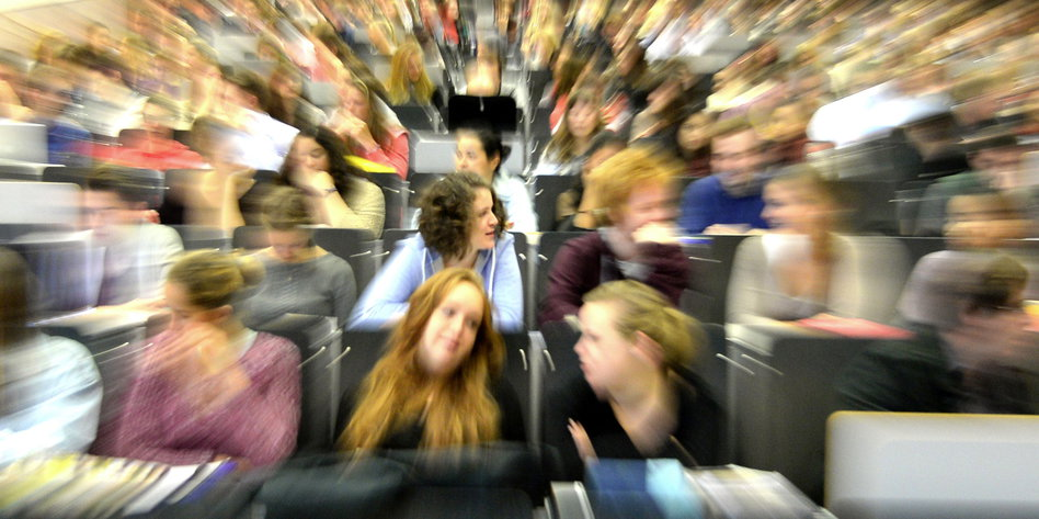 Baustelle Hochschule: Neues Semester, alte Probleme