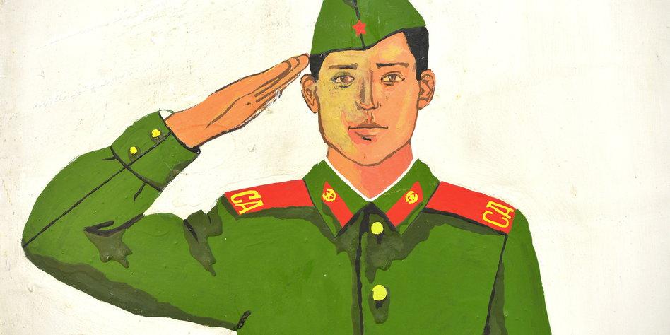ehre den ruhmreichen sowjetsoldaten