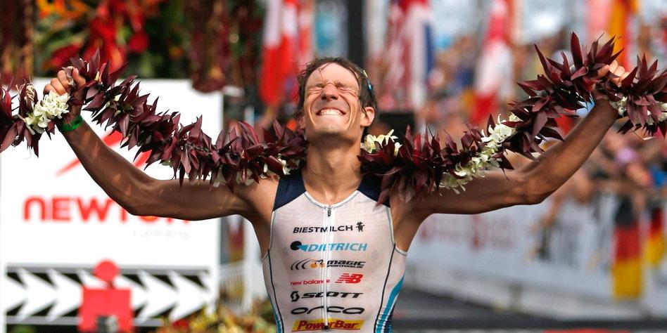Ironman auf Hawaii: Seltsame Grenzverschiebungen